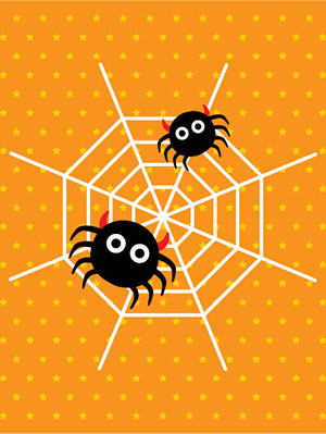 cartoon-spider